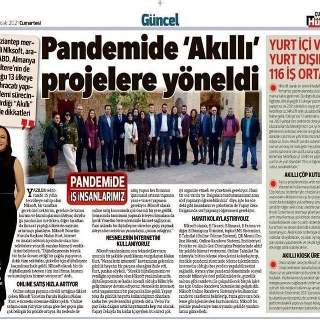 Nalan KURT  Basın.