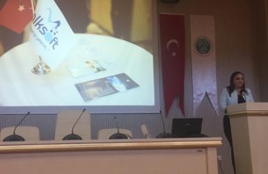 Nalan KURT 'un Kaleminden. Kilis 7 Aralık Üniversitesinde, Girişimcilik, Dijitalleşme, E-ticaret Konferansı