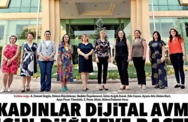 Nalan KURT 'un Kaleminden. Kadınlar Dijital AVM Kuracaklar - Hürriyet Gazetesi