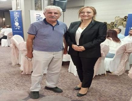 Nalan KURT 'un Kaleminden. Güneydoğu Gazeteciler Birliği federasyonu Başkanı Mehmet Çelik Bizimleydi!
