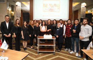 Nalan KURT 'un Kaleminden. NLKSOFT 12.nci Yaşını Kutladı - GAZİANTEP GAP GAZETESİ
