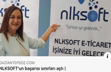 Nalan KURT 'un Kaleminden. nlksoft Dünya Markası Olma Yolunda İlerliyor - Güneş Gazetesi