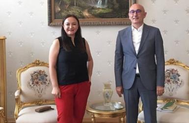 Nalan KURT 'un Kaleminden. Yıldız Teknik Üniversitesi Rektörü Sayın Prof. Dr. Tamer Yılmaz ile görüşüldü.