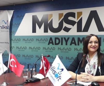"""Nalan KURT 'un Kaleminden. MÜSİAD'da """"E-ticaret,E-ihracat ve Dijitalleşme"""" eğitimi gerçekleştirdik"""